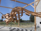 Project fabrication by Pure Timber